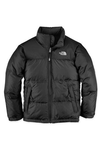 Great Winter Coat For My Son The North Face Nuptse Jacket Big Boys Available At Nordstrom Boys Winter Clothes Big Boys Fashion North Face Nuptse Jacket