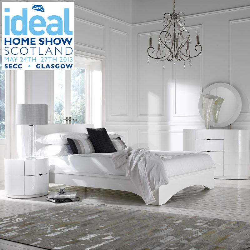 The Omega bedroom range featured idealhomescot IHSS