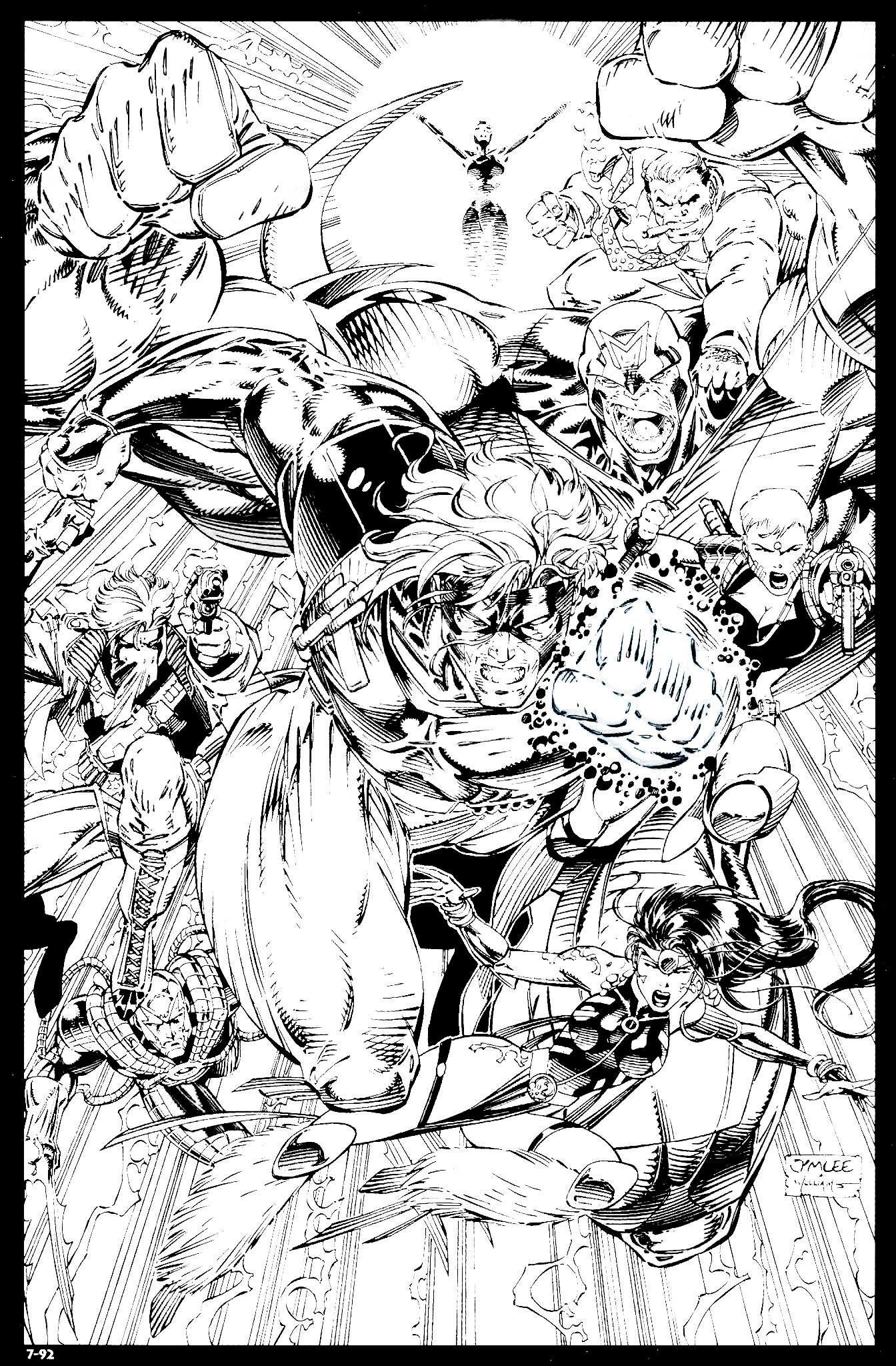 wildc a t s wildstorm ics manga pinterest image ics jim The Darkness Jenny Romano wildc a t s wildstorm