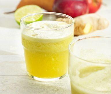 ingefära juice nyttigt