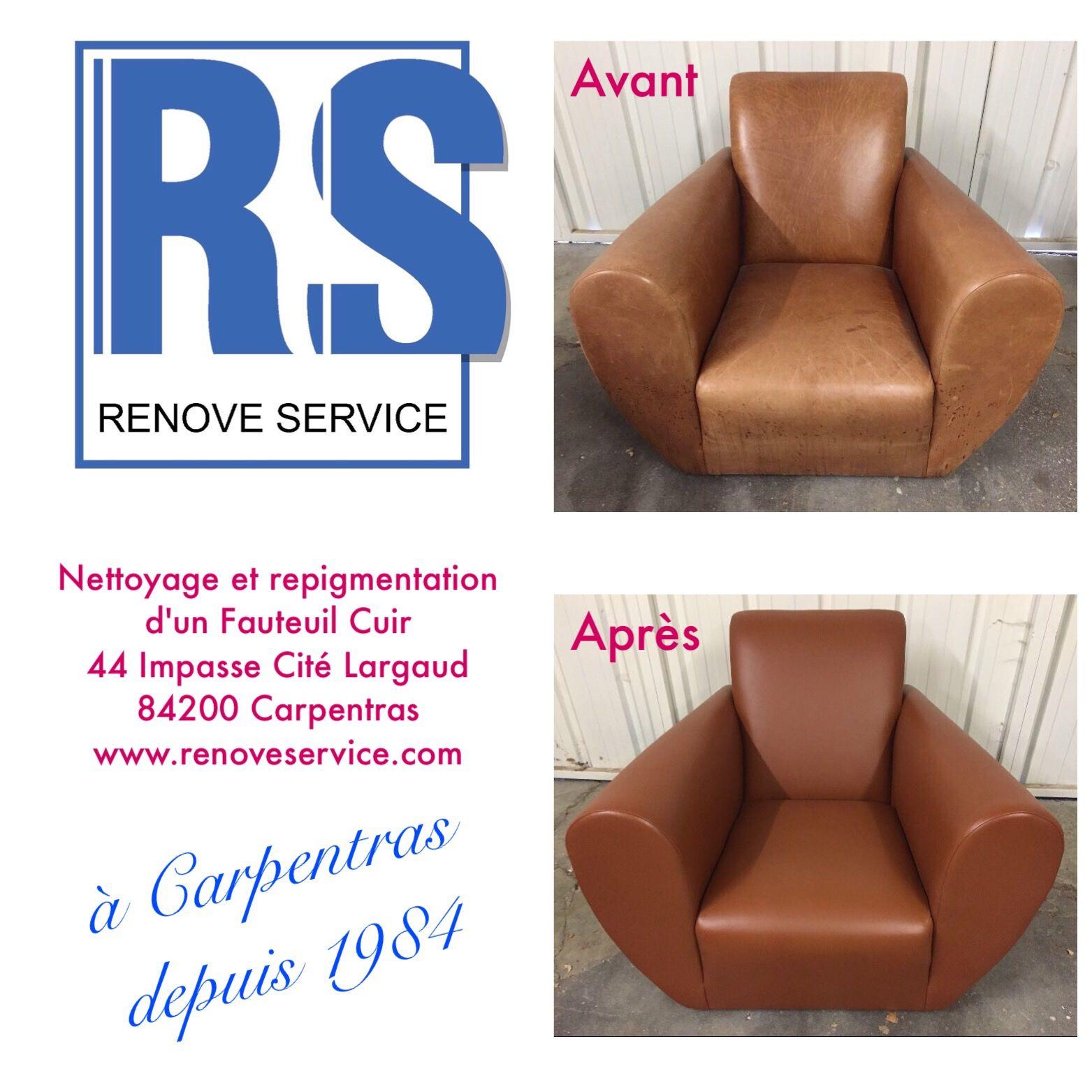 Nettoyer Fauteuil En Cuir renove service ( carpentras - vaucluse ) : www.renoveservice