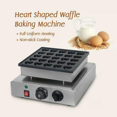 (Ad)eBay Url - 25 Mini Pancake Maker Baker Electric Heart Shaped with Stainless Steel 220V-240V #pancakemaker (Ad)eBay Url - 25 Mini Pancake Maker Baker Electric Heart Shaped with Stainless Steel 220V-240V #pancakemaker