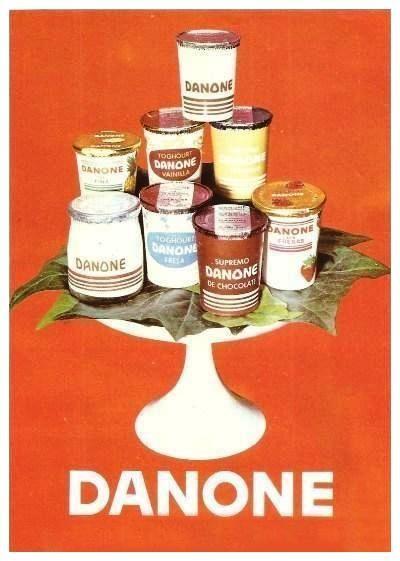danone vintage