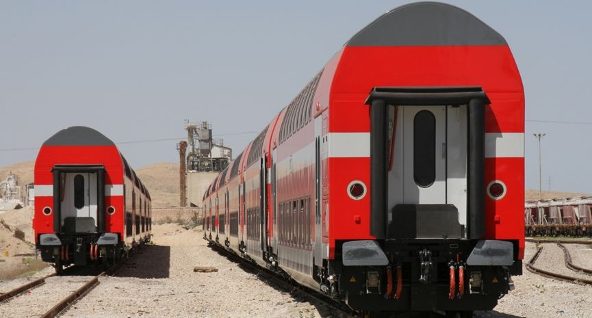 Bombardier To Provide 33 Twindexx Vario Double Deck Coaches To Isr Double Deck Fleet Train