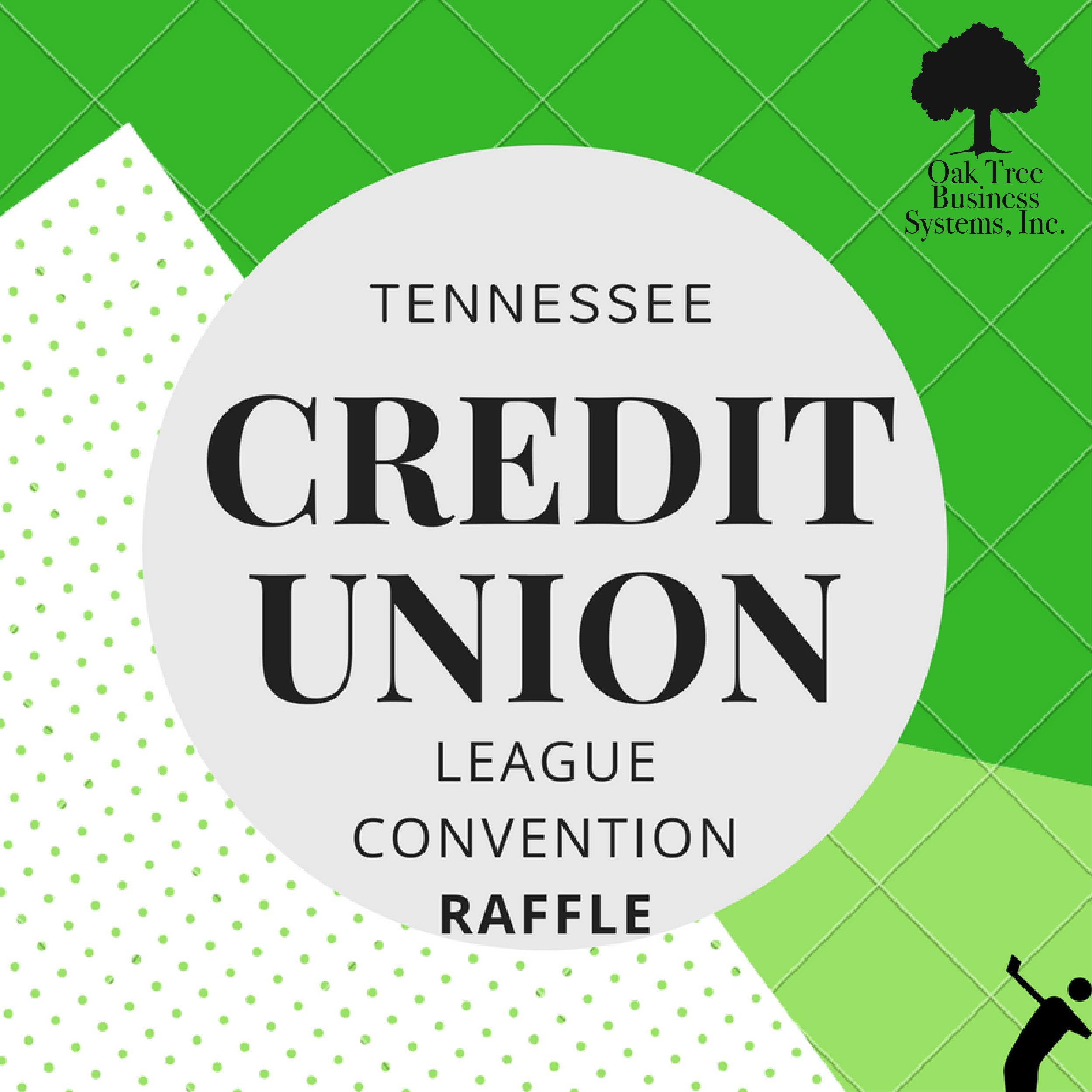 Tennessee Credit Unions Golf Raffle Credit union, Raffle