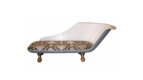 This truly elegant designed started out in life as a roll top bath ...