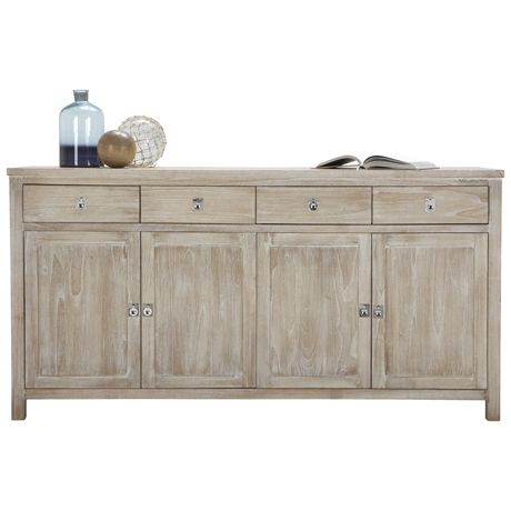 Freedom Cancun 4 Door 4 Drawer Buffet On Sale 1399