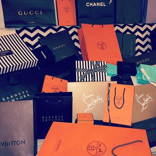 Chanel Shopping Bags Tumblr