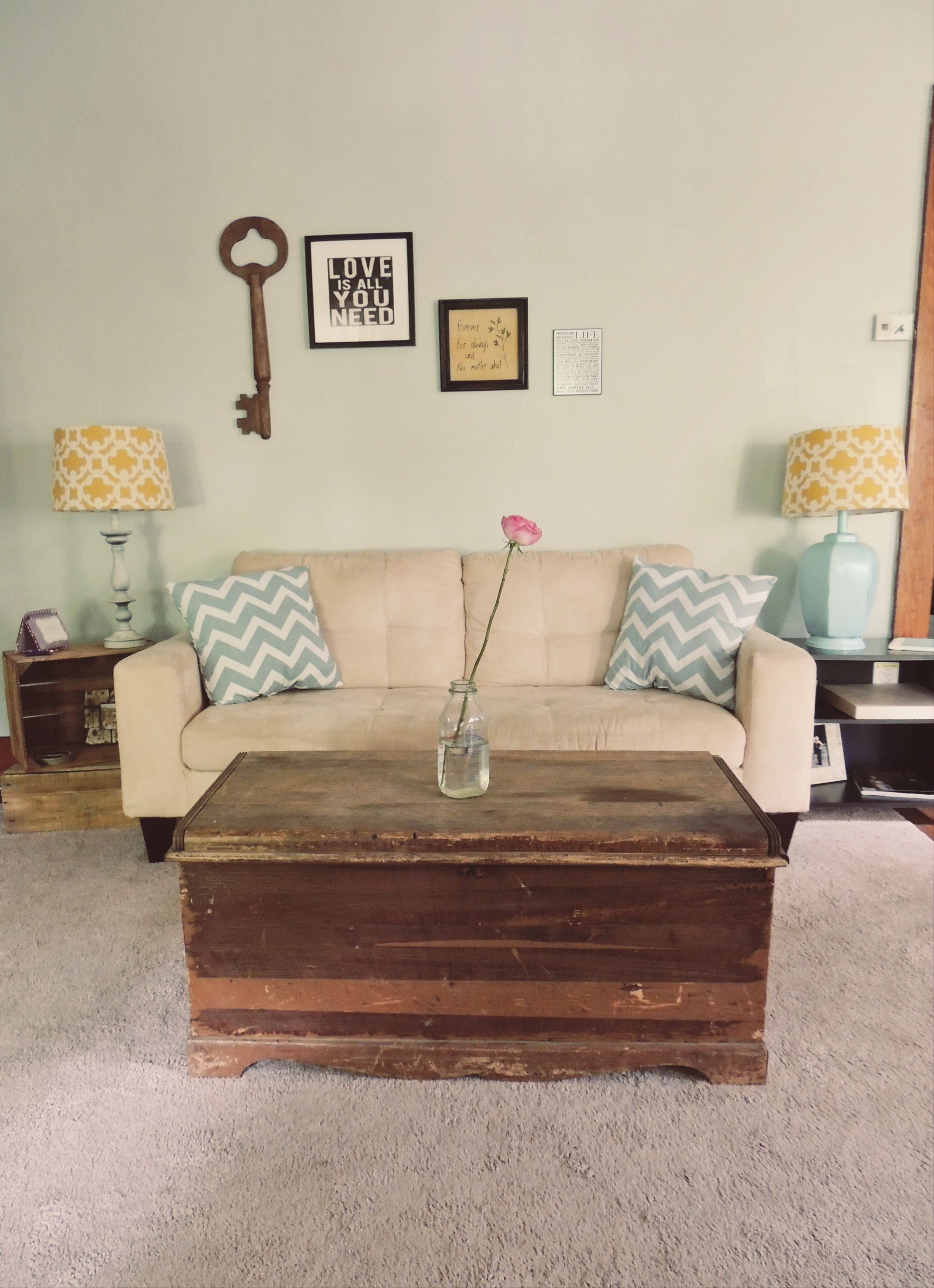 My Little Home Of All Used & Repurposed Furniture (Minus