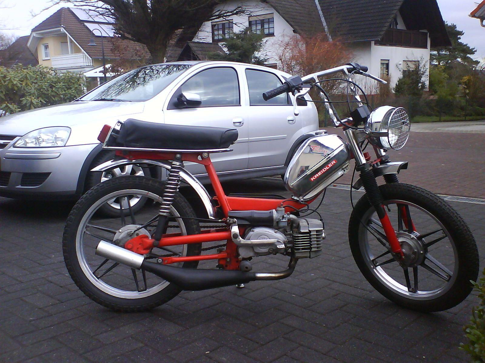 flory Cool Mopeds * Custom Mopeds * Shit-hot Mopeds