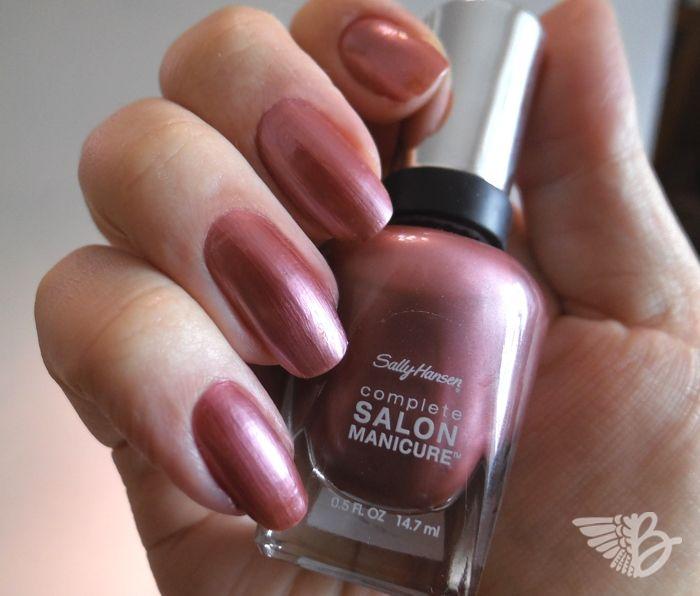"""Sally Hansen Complete Salon Manicure – Nr. 320 """"Raisin the Bar""""  http://www.beangel-beautyblog.de/sally-hansen-complete-salon-manicure-nr-320-raisin-the-bar/"""