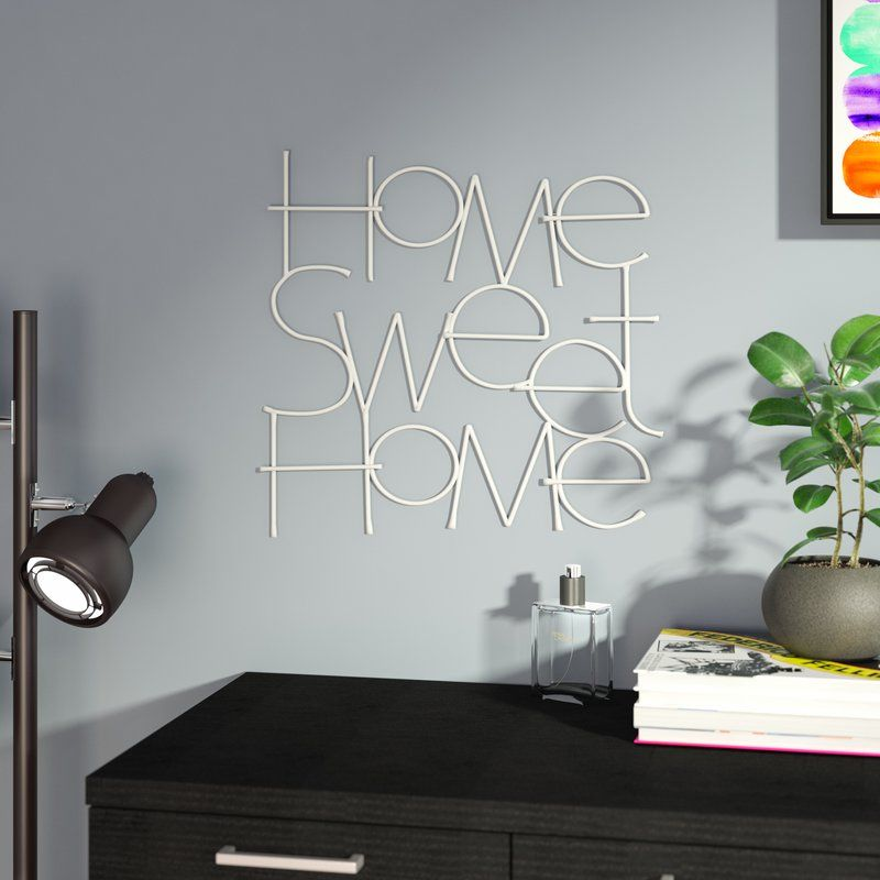 Home Sweet Home Wall Decor Home Sweet
