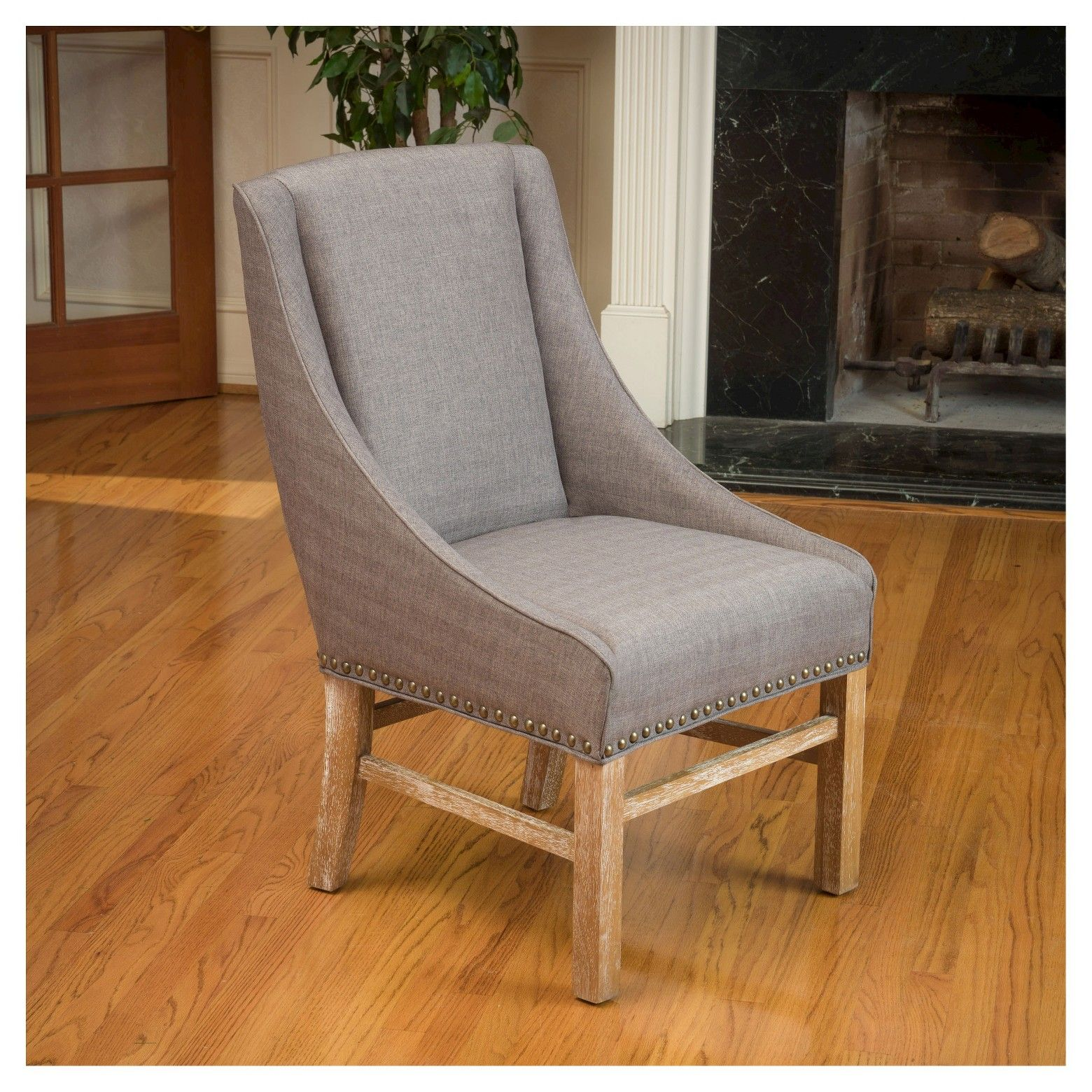 James Dining Chair Christopher Knight Home Dining Chairs Fabric Dining Chairs Farmhouse Dining [ 1560 x 1560 Pixel ]