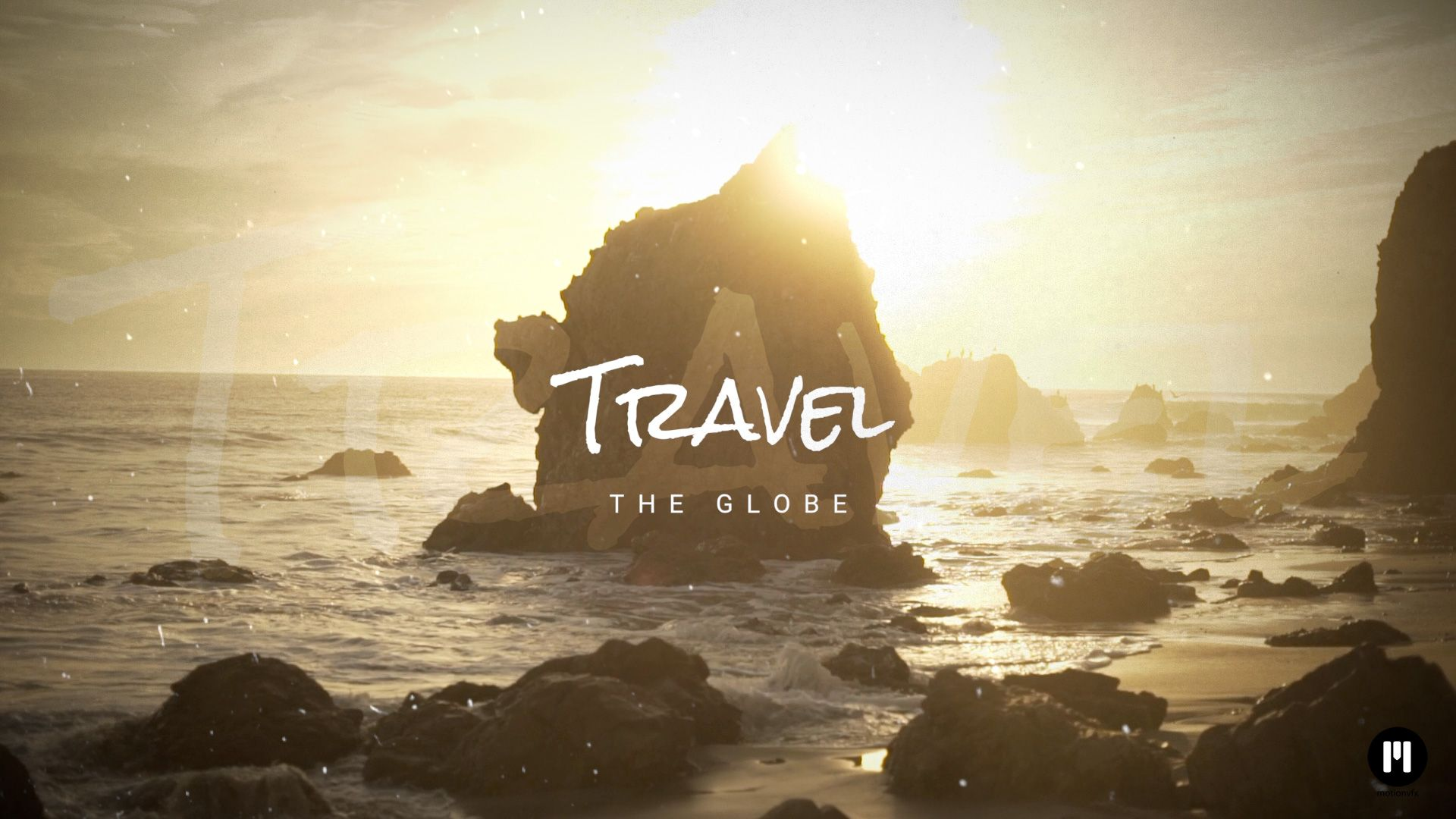 Introducing Beautiful Around The Globe MOTION / FCPX TEMPLATE! www ...