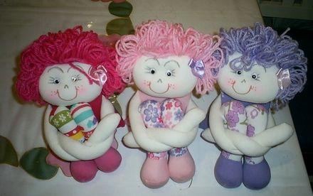 lembrancinhas de bonecas ou cabeca de bonecas - Google Search