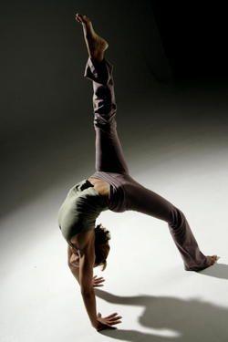 pintotal transformation with ali on namaste  yoga