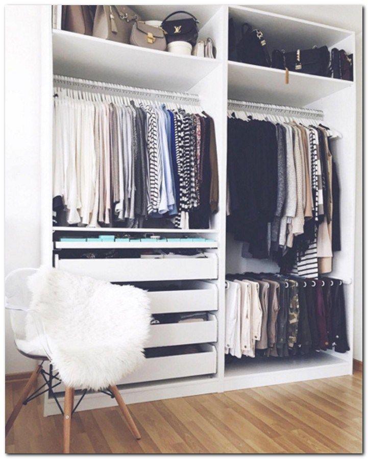 small bedroom organization tips for the home bedroom closet rh pinterest com