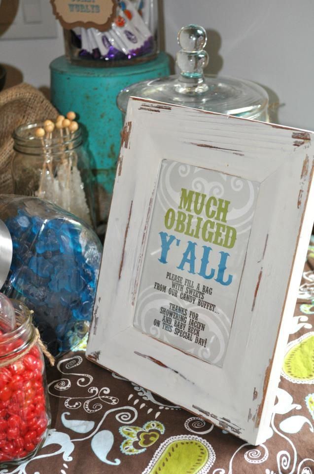 lil cowboy baby shower a blissful nest