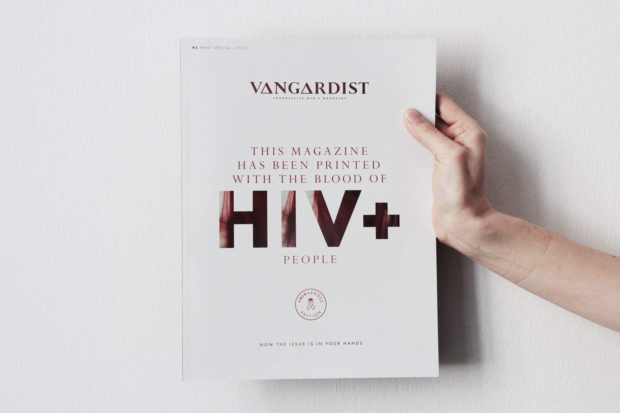 From an x ray screen that went viral to a magazines bold move to use blood infused ink for hiv awareness take a look at our pick of out of home work from