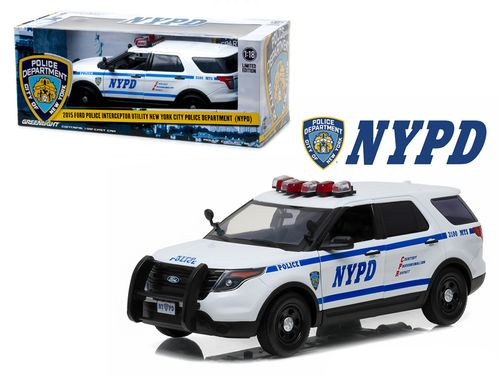 Image 1 Ford Police Diecast Model Cars Police Department