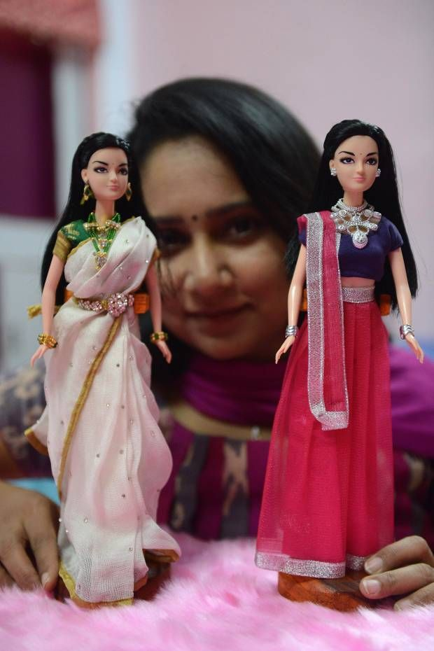 India S First Indian Doll Hits The Market Indian Dolls Indian Fashion Designers Indian
