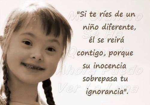 Discapacidad Pensamientos Educativos Frases Y Frases De