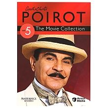 David Suchet is Hercule Poirot. The dapper Belgian detective in Agatha Christie's acclaimed classics as seen on the PBS Masterpiec Mystery!
