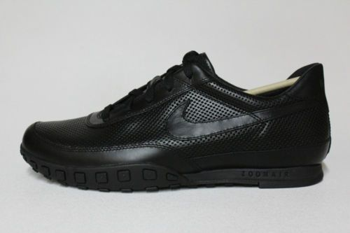 bb6ee81d921d Nike Waffle Racer 3 III All Black Zoom Air