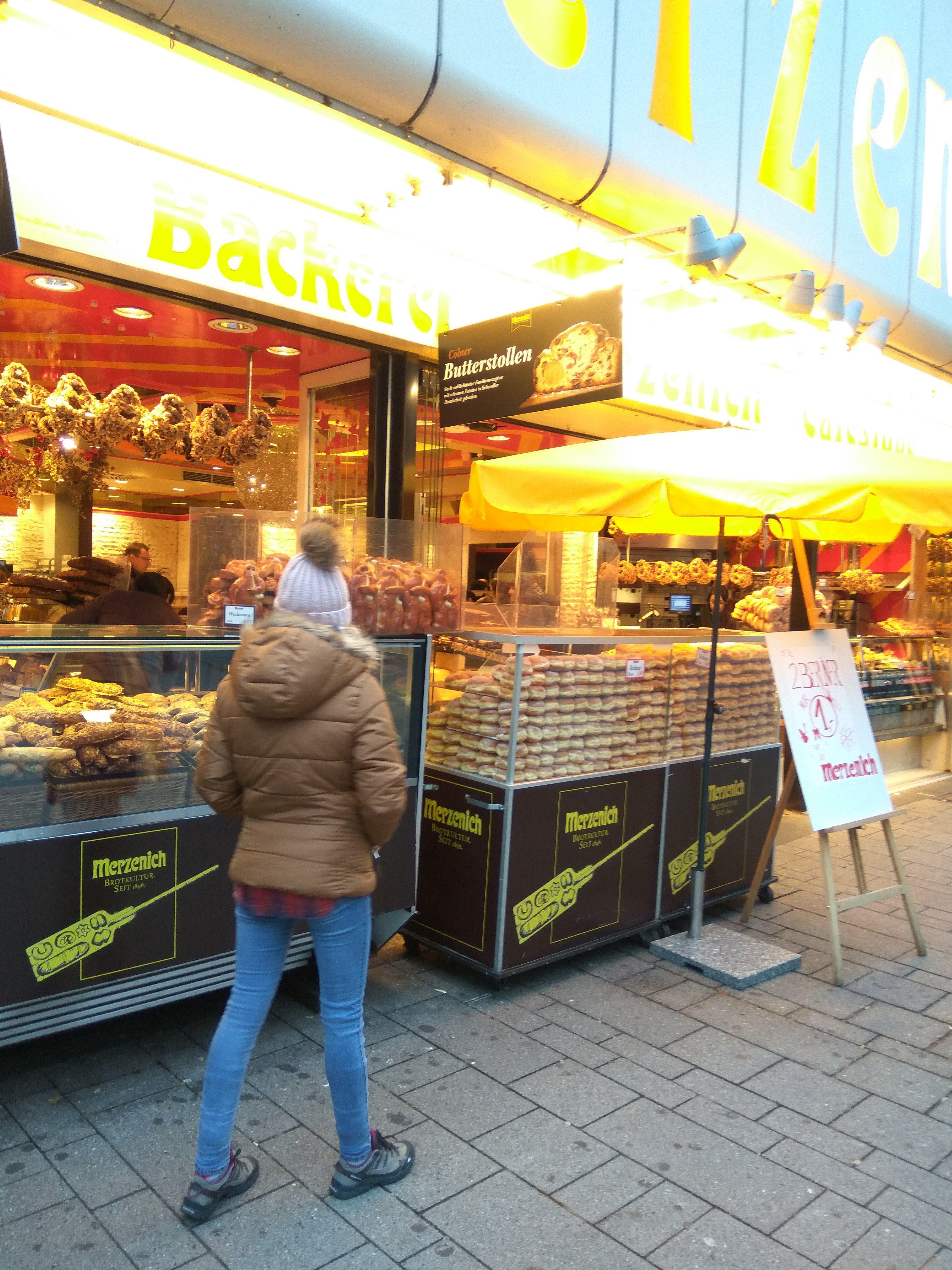 Bakery Merzenich, Colonia