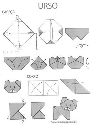 origami muy facil