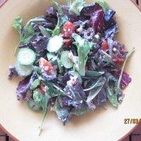 Salade La chèvre italienne sur Wikibouffe