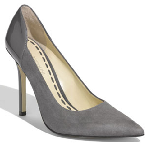 This pointed heel is to die for!