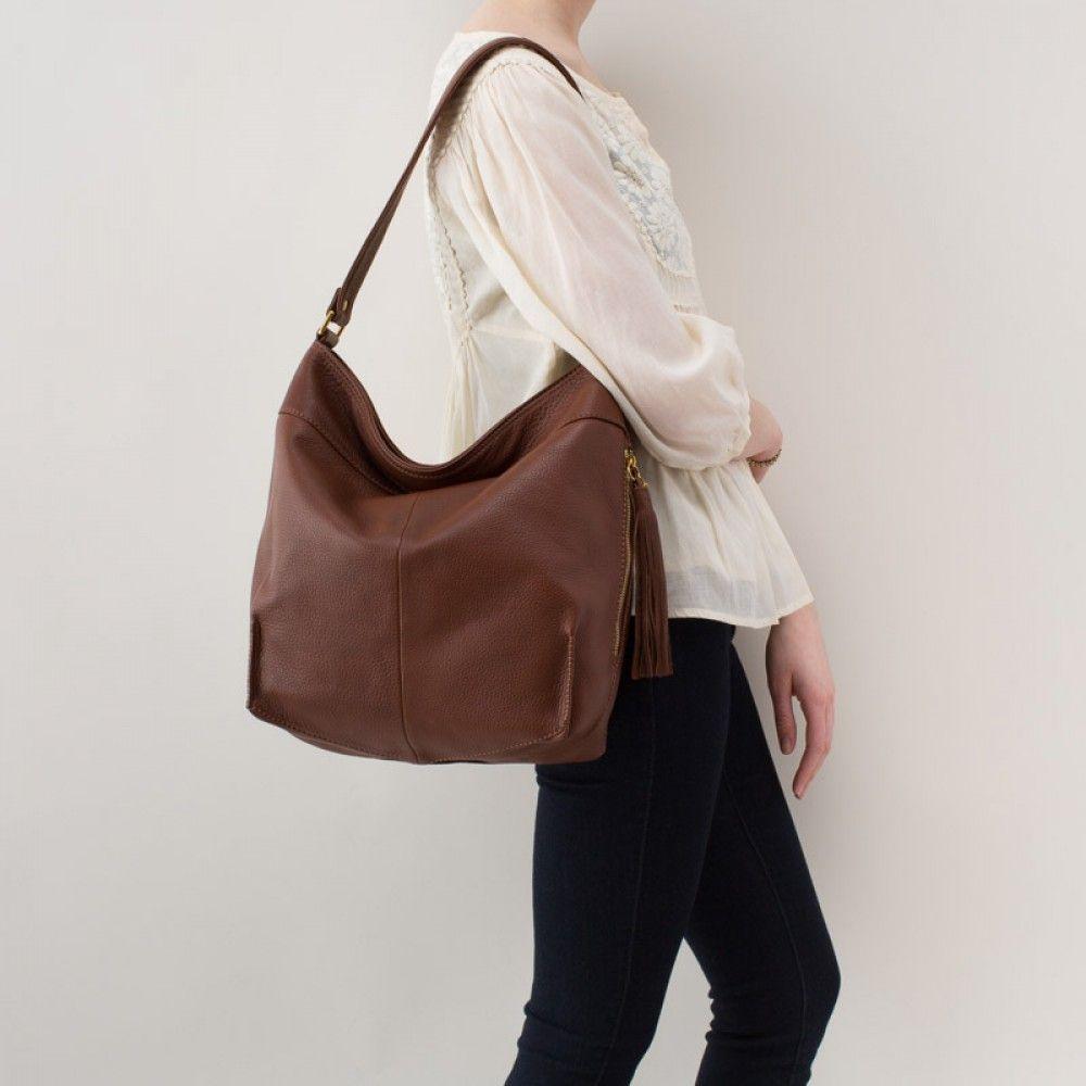 Hobo Womens Raven Shoulder Handbag
