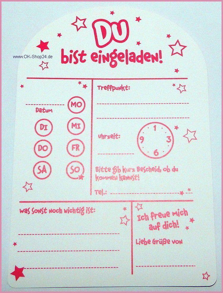 Invitation Kids Birthday Free To Print Invit