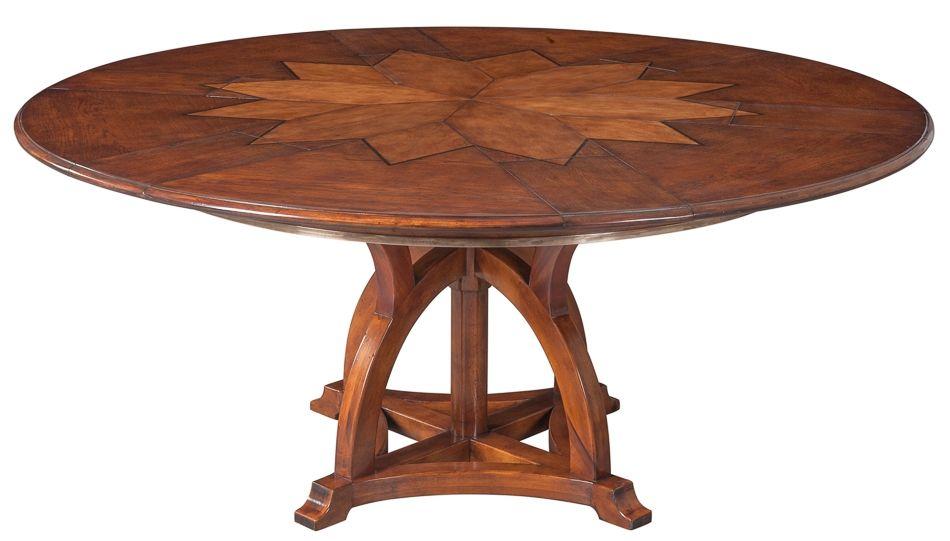 Designer Austin Jupe Dining Table Large Large Expandable Table Dining Table French Country Dining Table Round