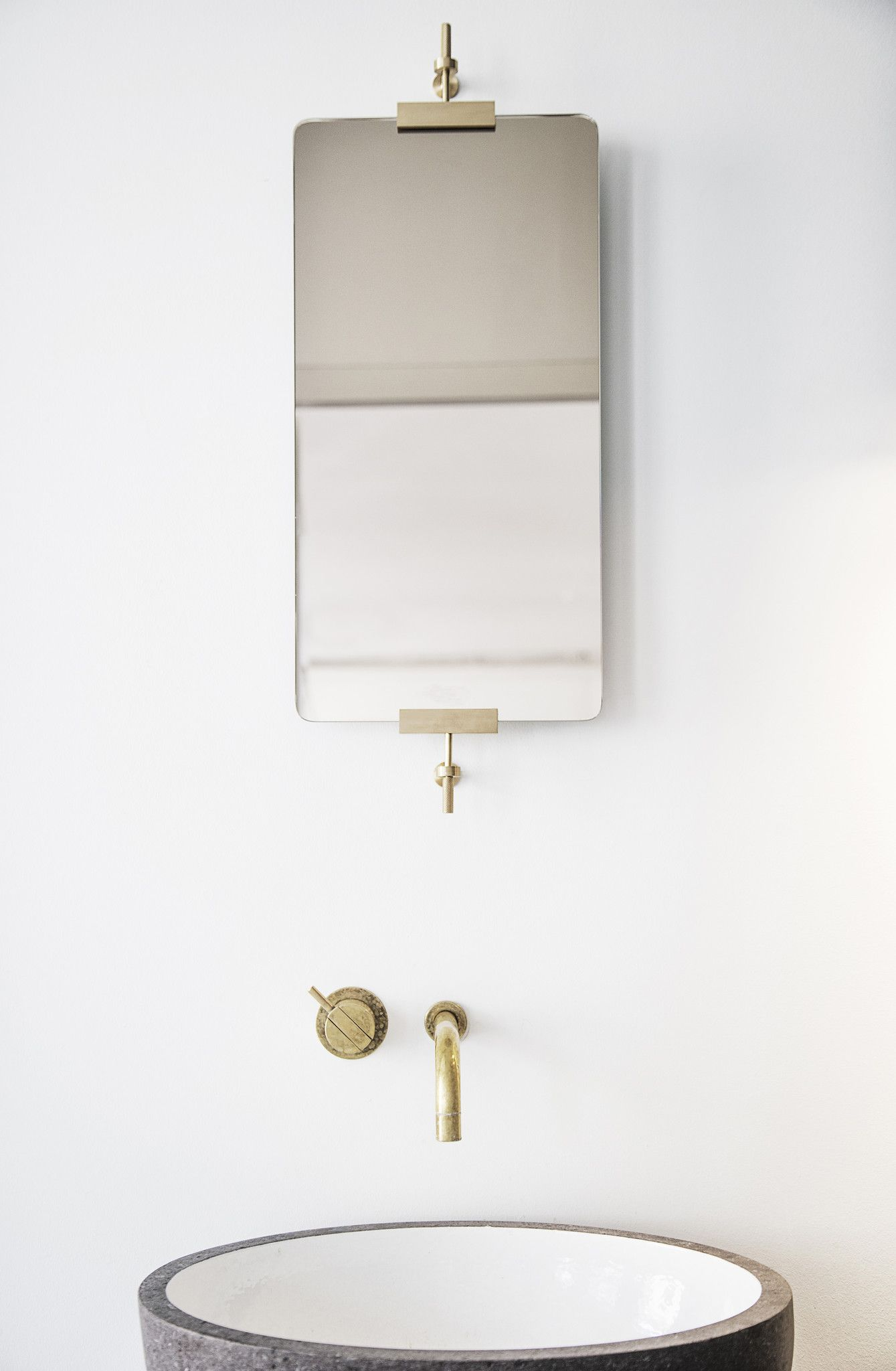 KBH Mirror | Small mirrors, Powder room and Faucet