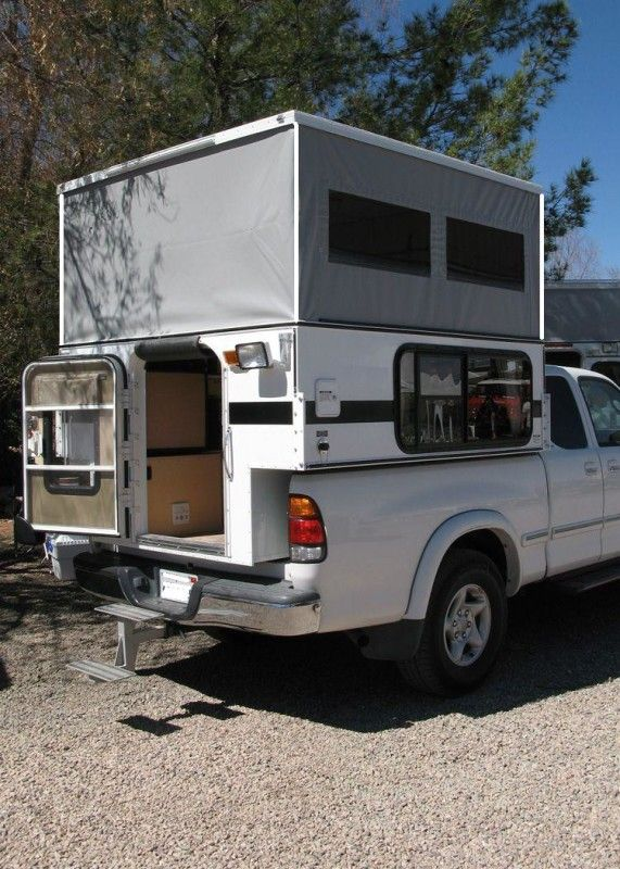 Pop Up Truck Camper Rv S Trailers Tear Drops Amp Van