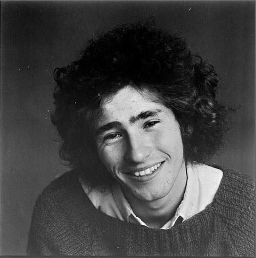 Tim Buckley photographed by Jack Robinson in NYC, 1968.