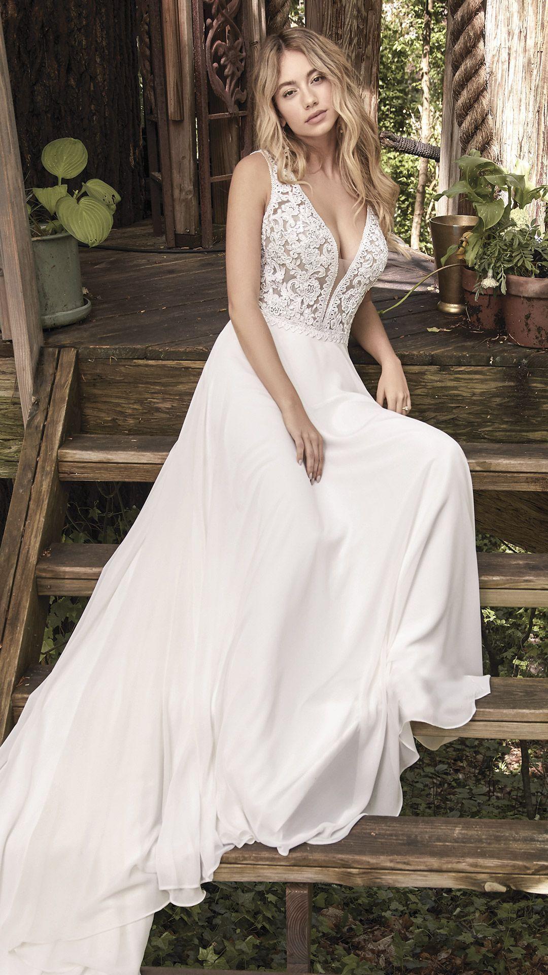 Gabriella by rebecca ingram wedding dresses in 2020