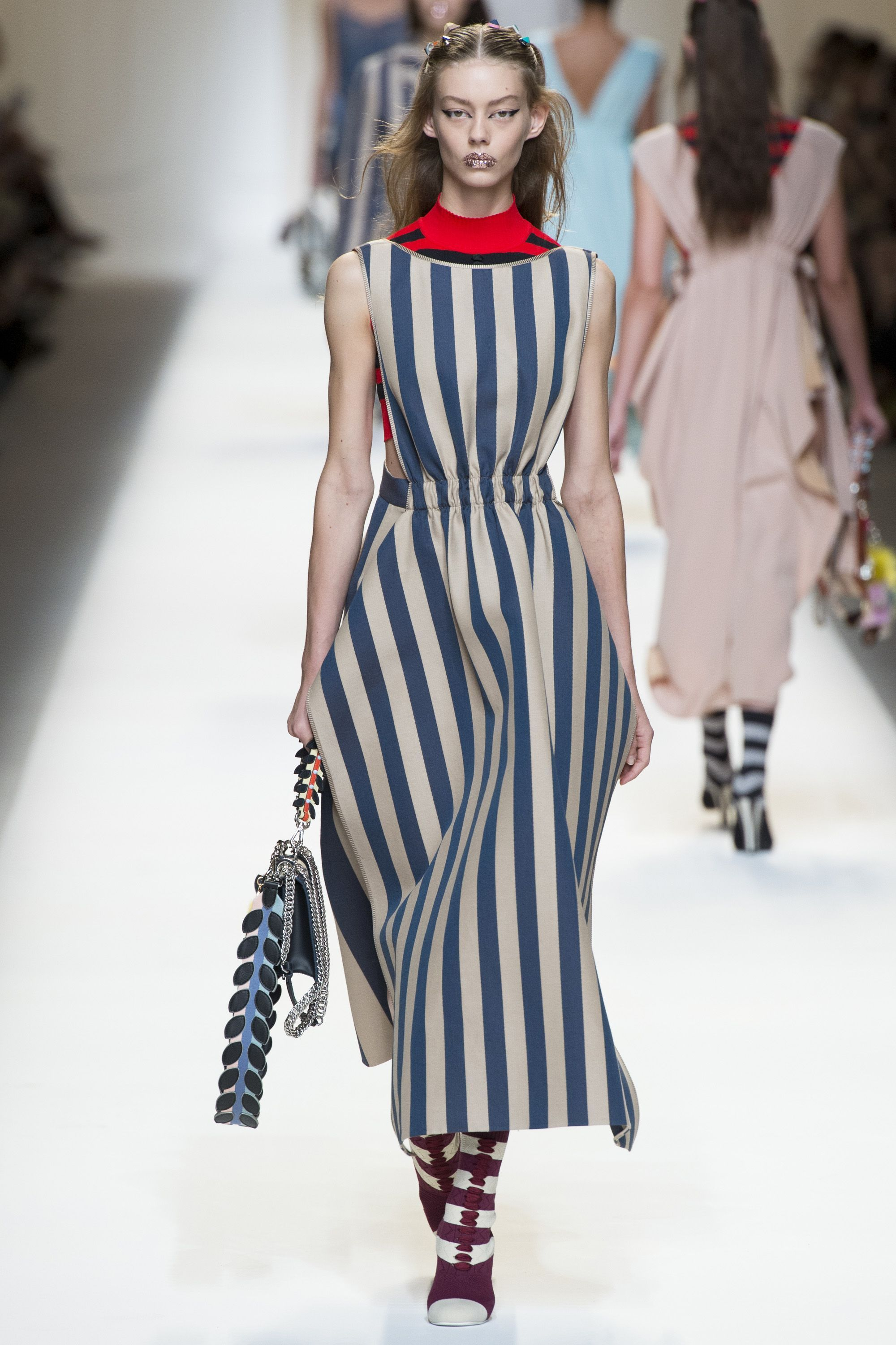 Fendi Spring/Summer 2017 Ready To Wear Collection