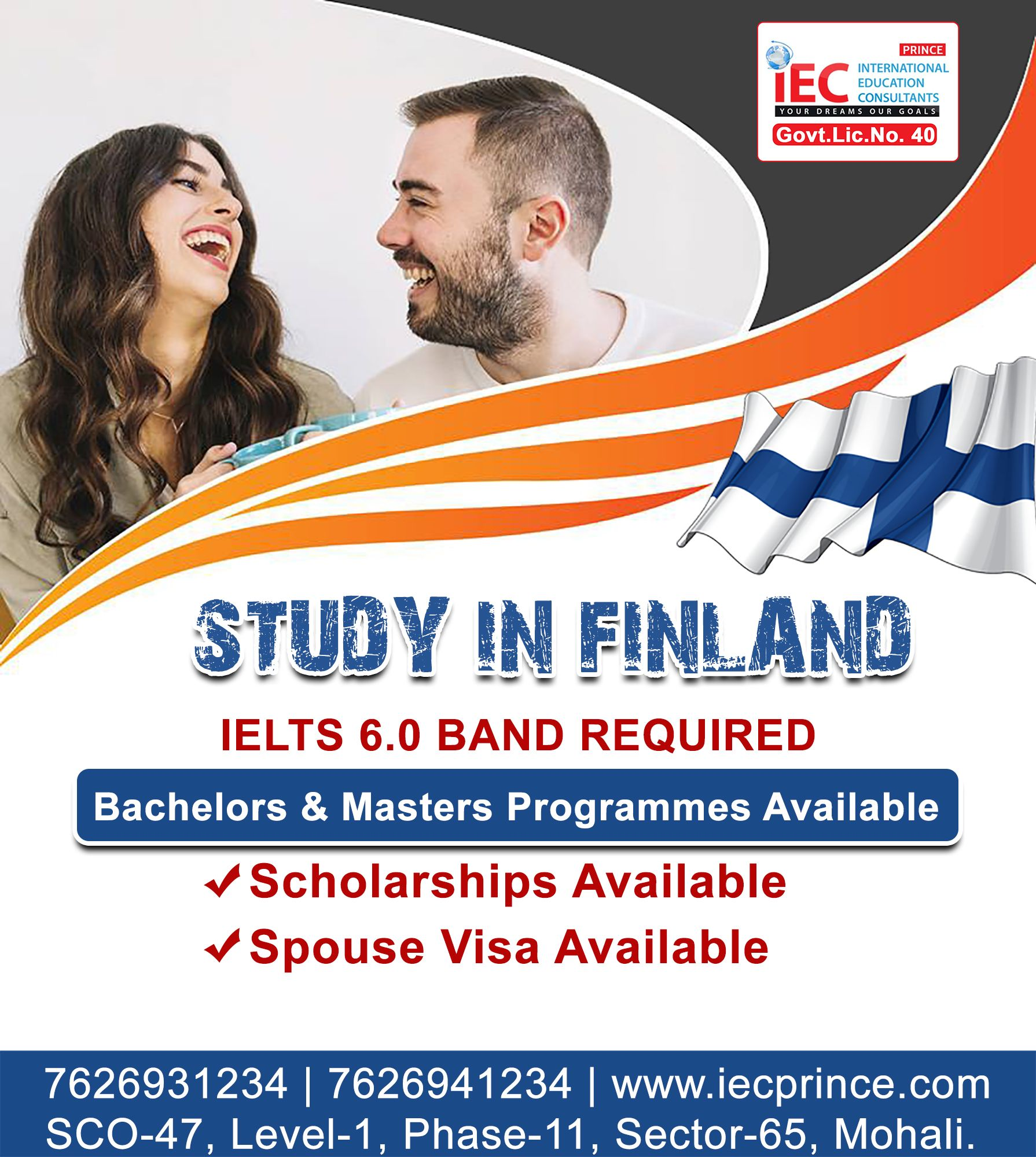 STUDY IN FINLAND 🇫🇮🇫🇮 🔹 World Class Education 🔹 Schengen