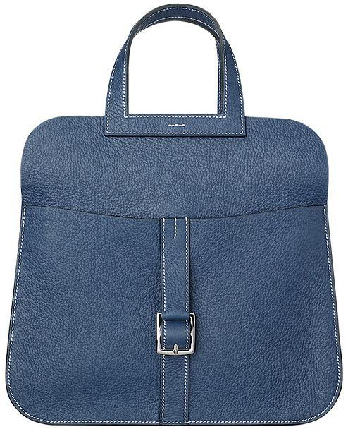 The Hermes Halzan Bag. In a minute we will tell you how ...