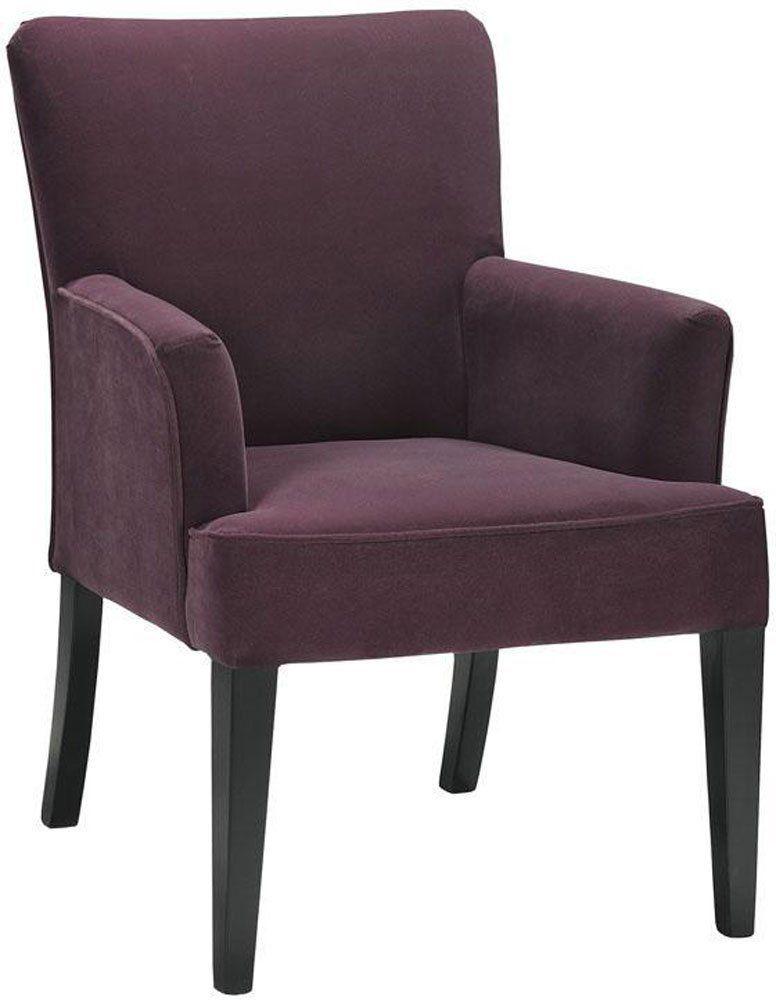 Nice Amazon.com   Hammond Armchair In Plum   Purple Fabric Armchairs