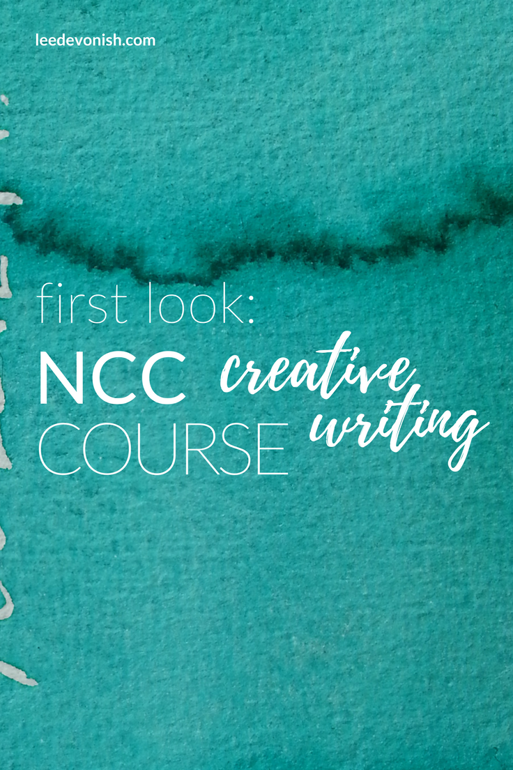 Creative Writing Courses Online
