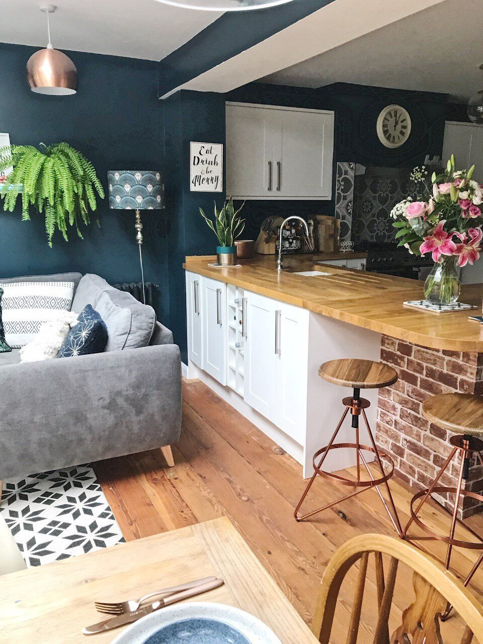How to Use Green in Interior Design for a Calm Home