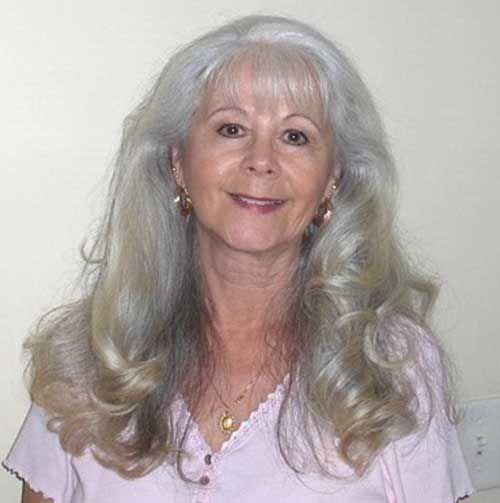 20 Best Hair Styles For Older Women  Long Hairstyles -7059