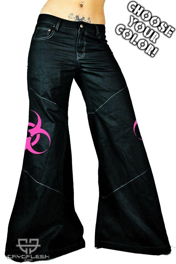Biohazard Phat Pants