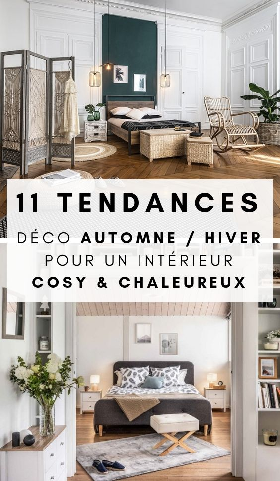 ces 11 nouvelles tendances d co vont transformer votre. Black Bedroom Furniture Sets. Home Design Ideas