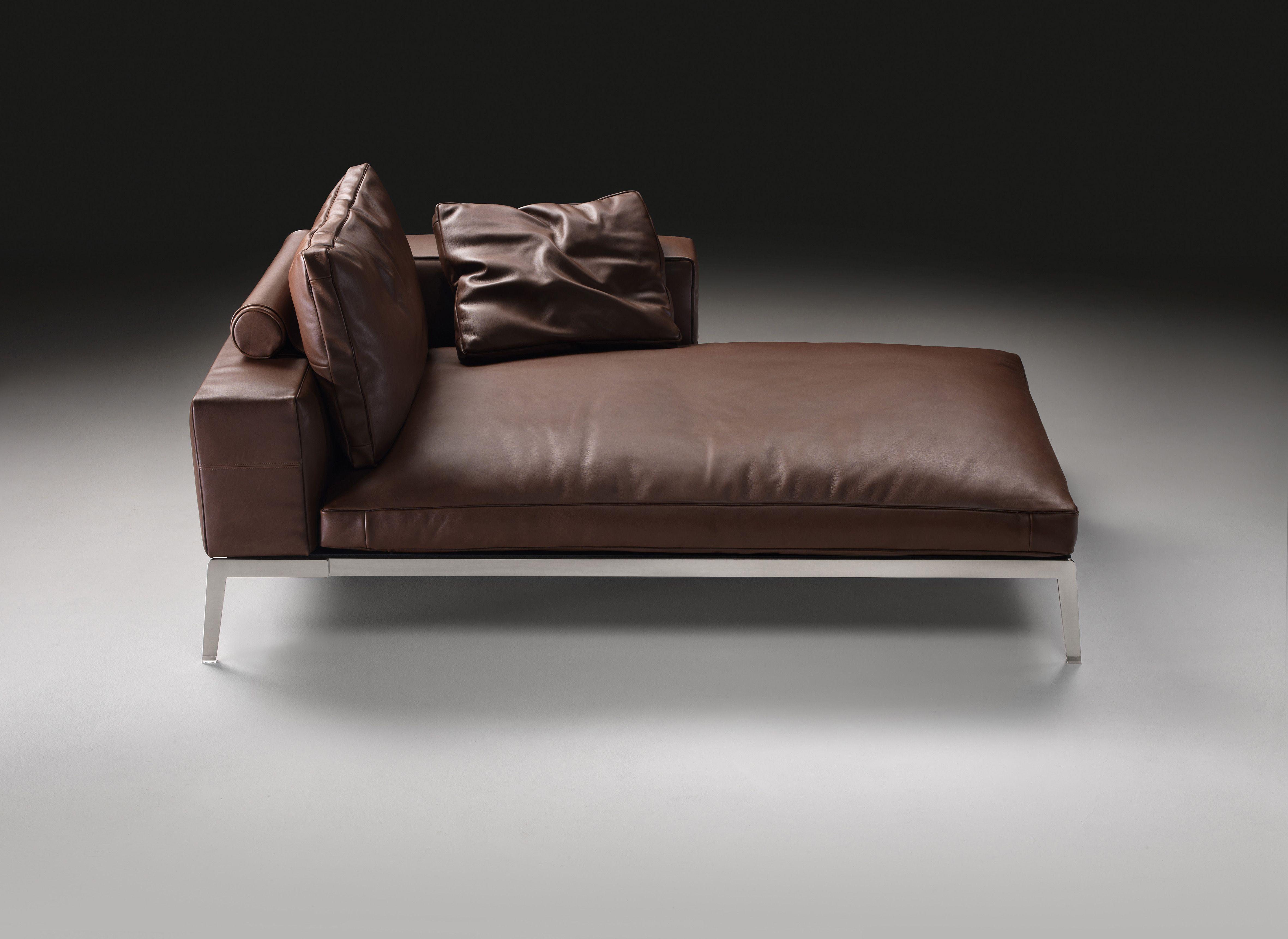 FLEXFORM LIFESTEEL chaiselongue Interiors Furniture