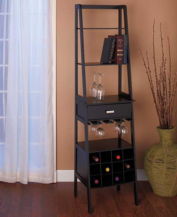 quality design 31ede 8d34e Ladder Shelf Storage | Decor Ideas | Wooden ladder shelf ...
